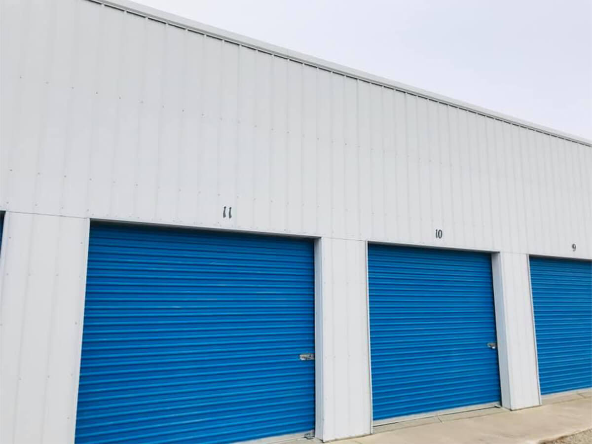 Hopp Storage Unit Doors